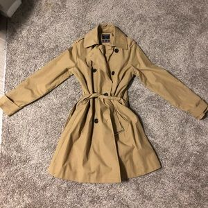 Abercrombie and Fitch Trench Coat